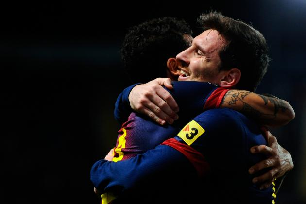 4 Talking Points from Barcelona's 4-2 Victory Against Malaga