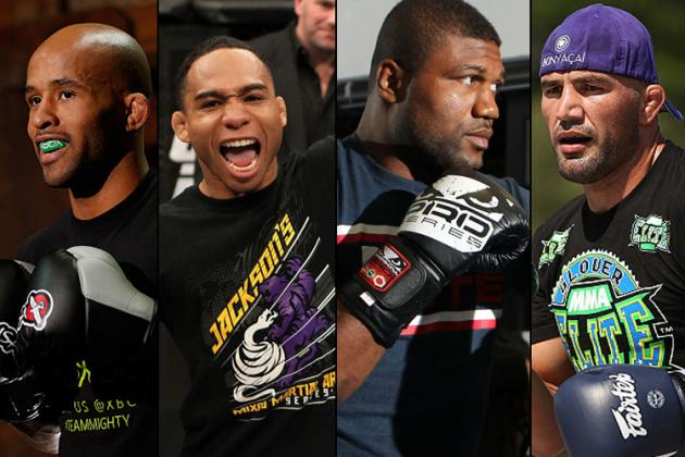 UFC on Fox 6: Bleacher Report MMA Main Card Staff Predictions