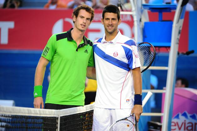 Djokovic vs. Murray: Preview, Prediction for Australian Open 2013 Men's Final