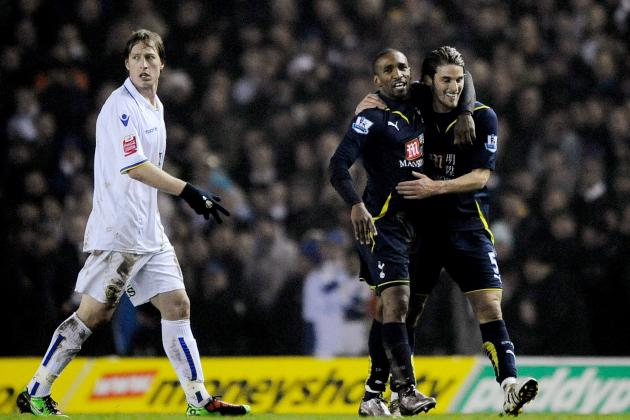 Leeds vs. Tottenham: 5 Key Battles to Watch in FA Cup 4th Round Tie