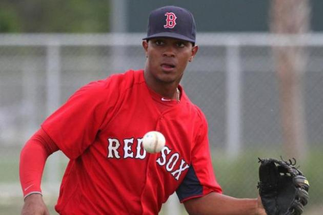 The Boston Red Sox' Best Prospect at Every Position