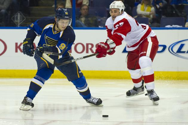 5 Reasons Vladimir Tarasenko Is the Clear 2013 Rookie of Year Favorite