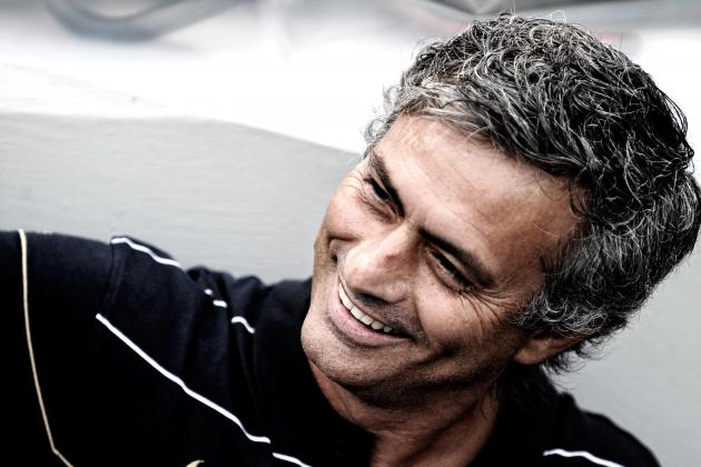 50 Things We Love About Jose Mourinho