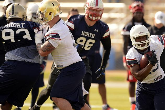 Final Scouting Notes from the 2013 Senior Bowl