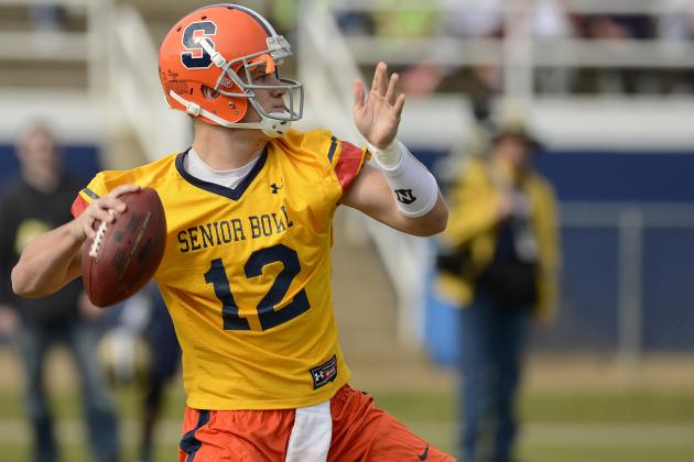 The Best Pro Prospects at Every Position in the 2013 Senior Bowl