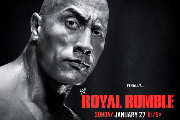 WWE Royal Rumble 2013 Results: Grading Each Match at Latest Pay-Per-View