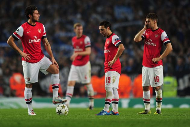Arsenal FC: 5 Storylines to Watch in 2013