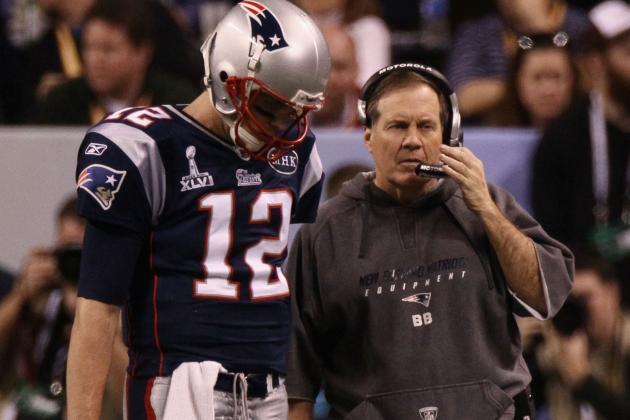Mapping out the Blueprint for a Patriots Super Bowl Run in 2013-2014