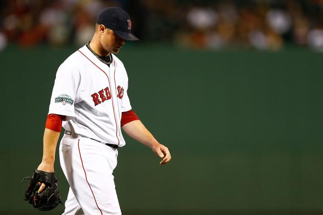 Forecasting the 2013 Boston Red Sox Rotation