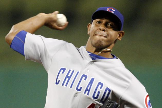 The Chicago Cubs' 5 Most Expendable Players Heading into 2013