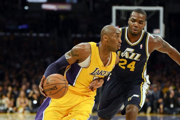 Utah Jazz vs. LA Lakers: Postgame Grades and Analysis for LA