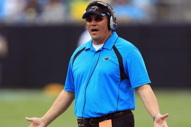Carolina Panthers: 5 Biggest Disappointments of 2012