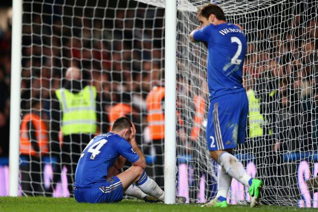 Chelsea FC: What the Blues Must Do to Salvage Their Season