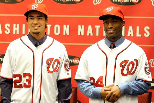 Nationals: Washington's Best Prospect at Every Position