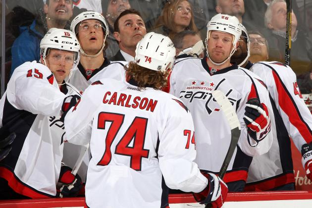 Washington Capitals Early Season Stock Report