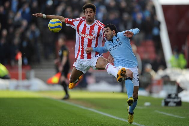 Stoke vs Manchester City: 5 Things We Learned
