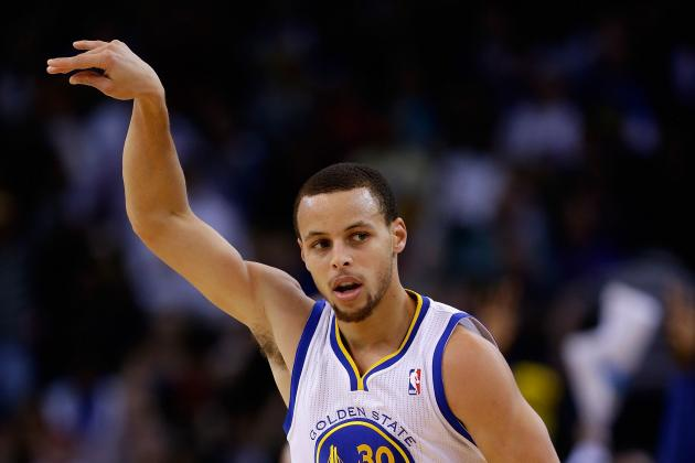 All-Star Snub Stephen Curry Among the NBA's 5 Deadliest 3-Point Shooters