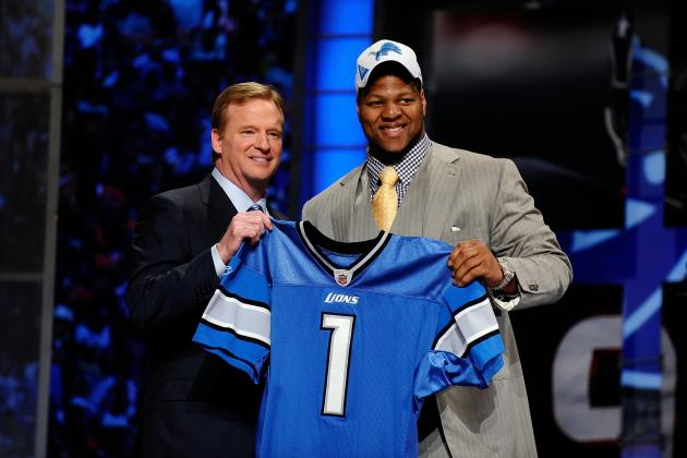 NFL Draft Picks Who Would Be Instant Starters for the Detroit Lions
