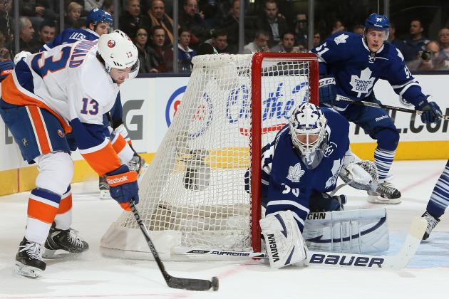 Toronto Maple Leafs: Positives and Negatives from the Start of the 2013 Season