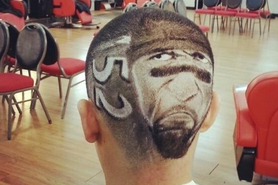 The 25 Craziest Fan Haircuts Ever