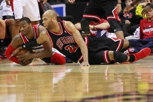 Chicago Bulls vs. Washington Wizards: Postgame Grades and Analysis for Chicago