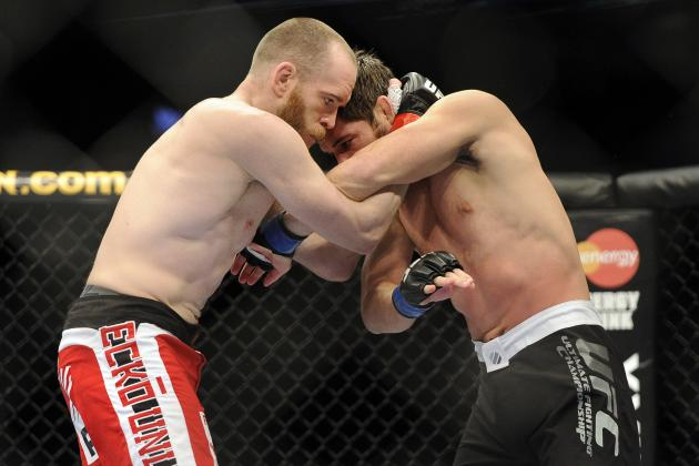 UFC on Fox 6 Results: 5 Fights for TJ Grant to Take Next