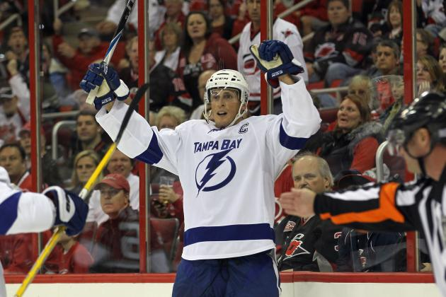 Tampa Bay Lightning: 10 Best Plays of Vincent Lecavalier's Career