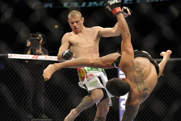 UFC on Fox 6: What's Next for the Losers?