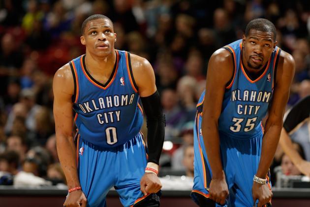 Ranking the NBA's 10 Best Sidekicks