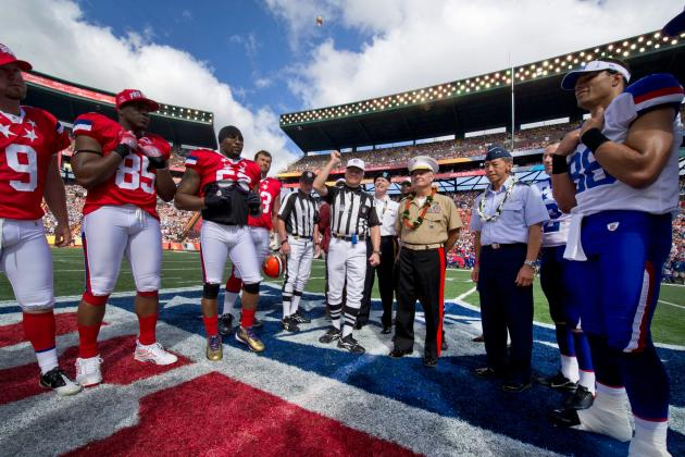 10 Ways to Fix the NFL's Pro Bowl