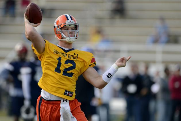 2013 NFL Mock Draft: Updated Projections for All 32 First-Round Picks