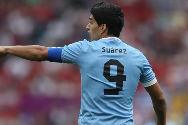 Liverpool FC: Why Giving Luis Suarez the Captaincy Is a Good Idea