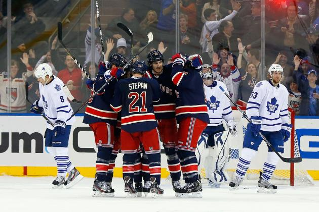 Positives and Negatives from the Start of the New York Rangers' 2013 Season