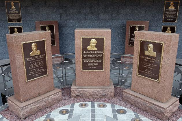 Players on the Mount Rushmore of Every MLB Team