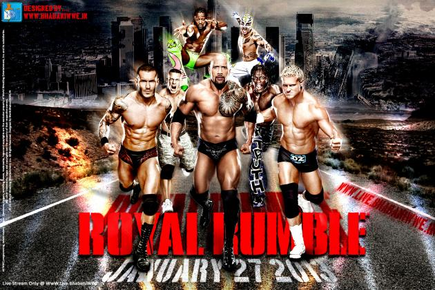 WWE Royal Rumble 2013: 4 Traditions We Can Expect to Be Repeated at the PPV