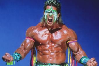Rain or Snow at WrestleMania, Ultimate Warrior in WWE Hall of Fame