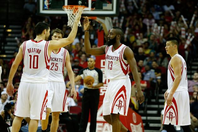Grading Each Houston Rockets Player's Performance at the Midseason Mark