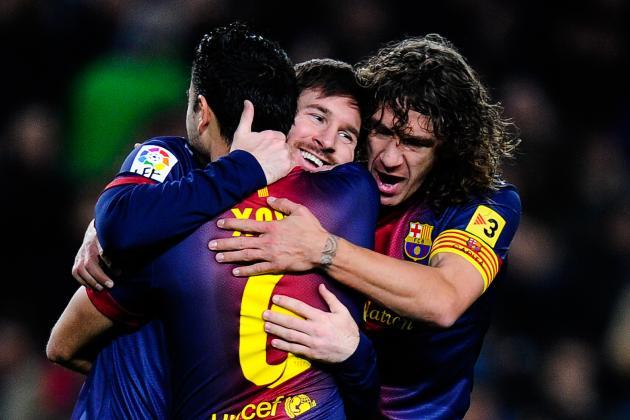 Messi Scores His 200th Liga Goal, Barca Wins, Real Madrid Next
