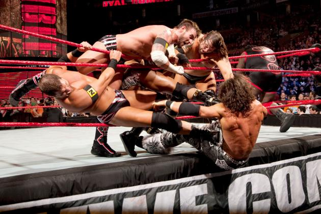 5 Ways a WWE Superstar Can Find Themselves Eliminated from the Royal Rumble