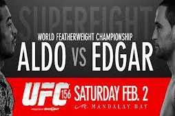 Power Ranking Every Fight on the UFC 156 Fight Card