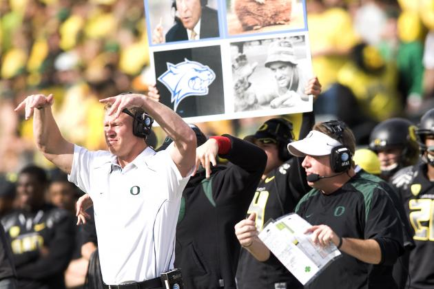 Oregon Football: Will New OC Scott Frost Be Successful?