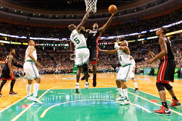 Miami Heat vs. Boston Celtics: Postgame Grades and Analysis