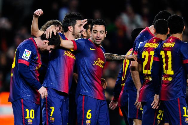 Messi Smashes 4 Past Osasuna: 4 Reactions from Barcelona's Victory