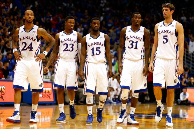 Kansas Basketball: 5 Signs the Jayhawks Are a Final Four Favorite