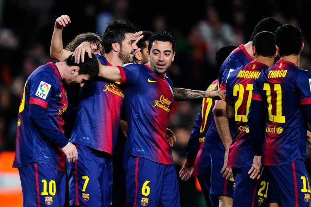 5 Talking Points from Barcelona's Demolition of Osasuna