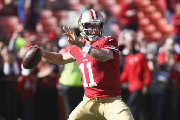 Alex Smith: Ranking the Best Fits for the 49ers QB in 2013