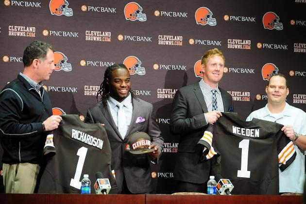 NFL Draft Picks Who Would Be Instant Starters for the Cleveland Browns