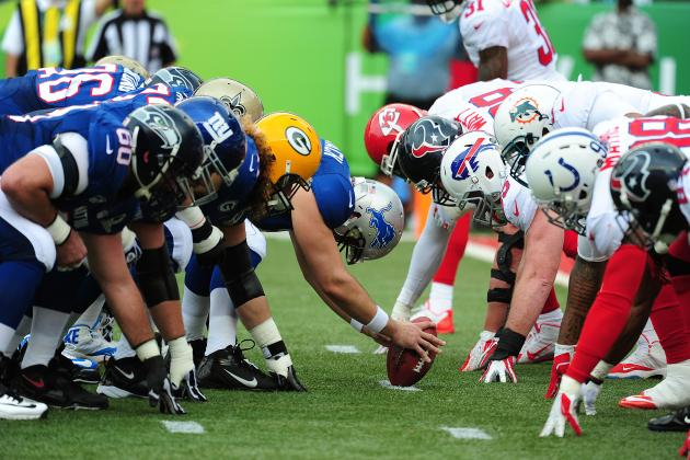 Biggest Winners and Losers of the 2013 NFL Pro Bowl