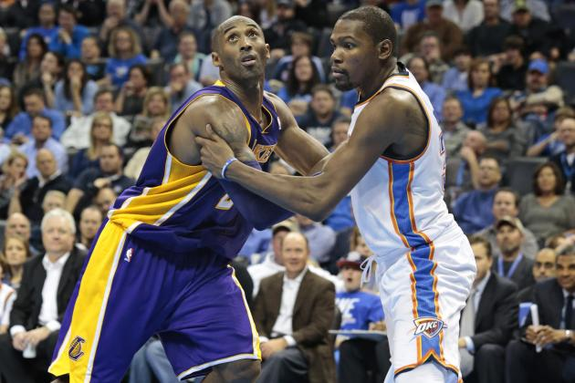 Oklahoma City Thunder vs. Los Angeles Lakers: Postgame Grades and Analysis