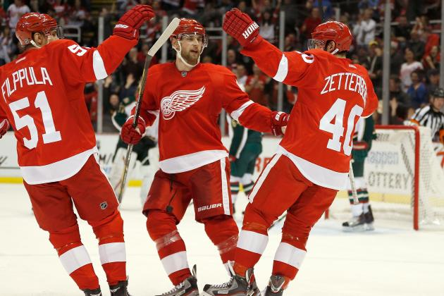 Detroit Red Wings vs Chicago Blackhawks: 5 Things to Watch for in Tonight's Tilt